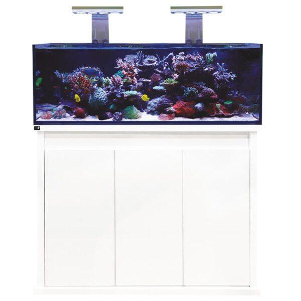 D-D Reef Pro 1200 – Gloss White Aquarium