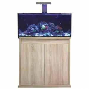 D-D Reef Pro 900 Platinum Oak Aquarium