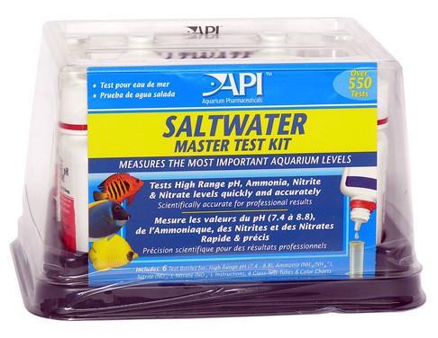 API Saltwater Master Test Kit API Test Kits