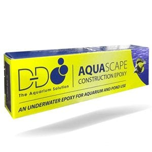 D-D Aquascape Epoxy available at Marine Fish Shop