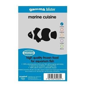 gamma Marine Cuisine frozen fish food