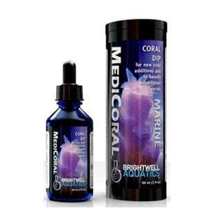 Brightwell Aquatics Medicoral Coral Dip available at Marine Fish Shop