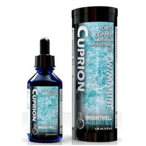 Brightwell Aquatics Cuprion Stabilized Ionic Copper Solution