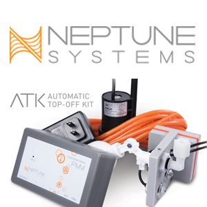 Neptune Auto Top-Up systems