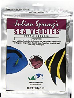 Sea Veggies Purple Seaweed available at Marine Fish Shop