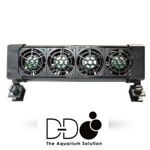 D-D Ocean Breeze cooling fans