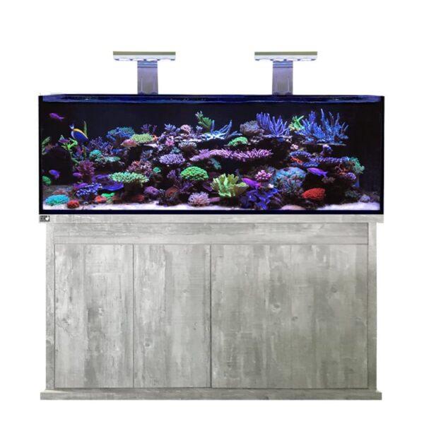 D-D Reef Pro 1500S – Driftwood Concrete Aquarium