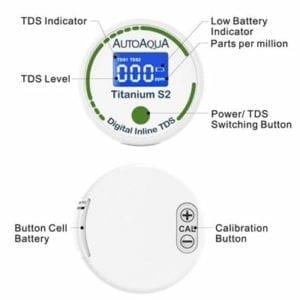 Titanium S2 TDS Meter