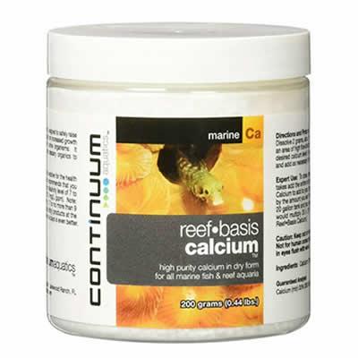 Continuum Calcium