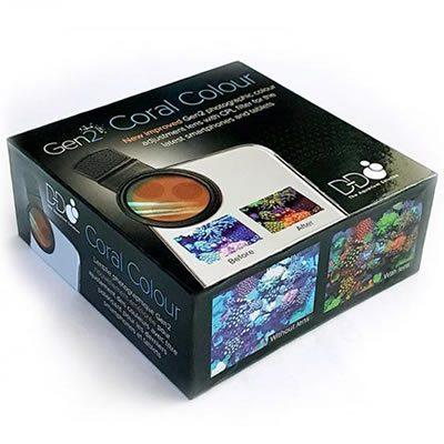 D-D Coral Colour Lens Gen 2