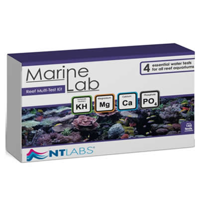 NT Labs Reef Multi-Test Kit