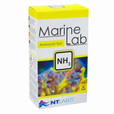 NT Labs Marine Ammonia Test Kit Maintenance