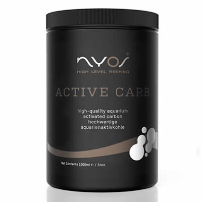 Nyos Active Carb 1000ml Carbon
