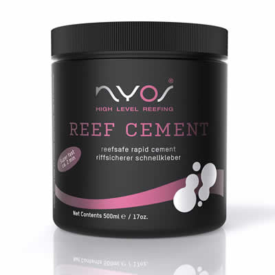 Nyos Reef Cement 500ml Cleaning & Accessories