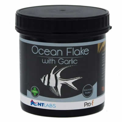 NT LABS Pro-f Ocean Flake with Garlic 15g
