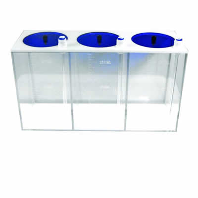 Dosing Pump Containers