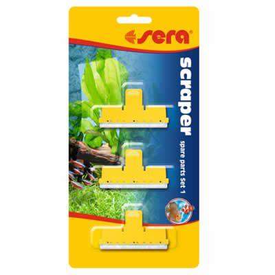 Sera Scraper Spare Parts, Set 1 Cleaning