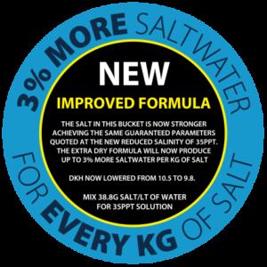 H2Ocean Classic Pro Reef Salt – 23KG H2Ocean Marine Salt