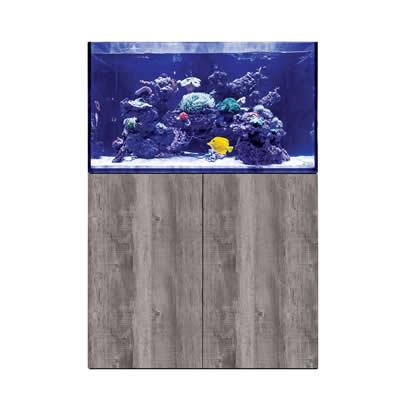 D-D Aqua-Pro Reef 900 – Drift Wood Concrete Aquarium