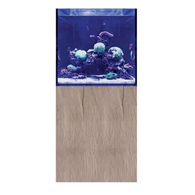 D-D Aqua-Pro Reef Cube 600 – Natural Oak Aquarium