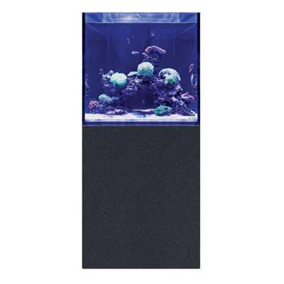 D-D Aqua-Pro Reef Cube 600 – Ultra Gloss Anthracite Aquarium