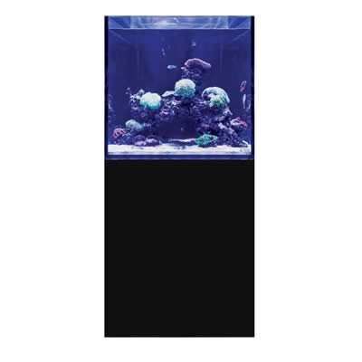 D-D Aqua-Pro Reef Cube 600 – Ultra Gloss Black Aquarium